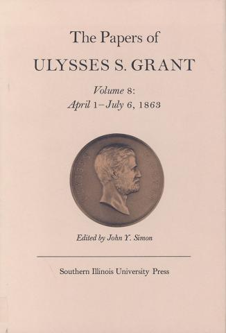 Papers of Ulysses S. Grant, Volume 8