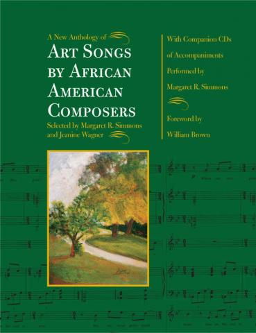 New Anthology of Art Songs by African American Composers
