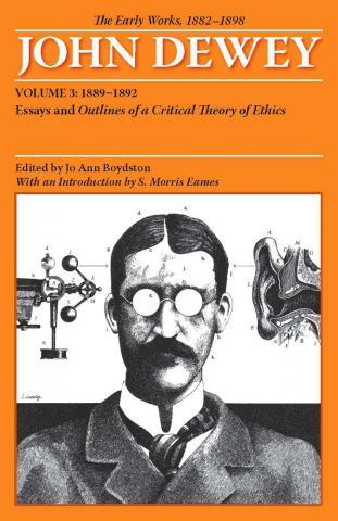 Early Works of John Dewey, Volume 3, 1882 - 1898