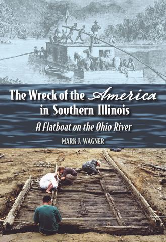 """Wreck of the """"America"""" in Southern Illinois"""