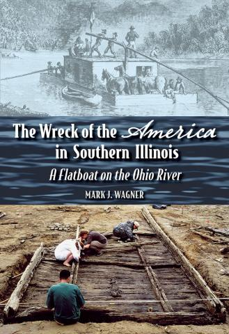 "Wreck of the ""America"" in Southern Illinois"