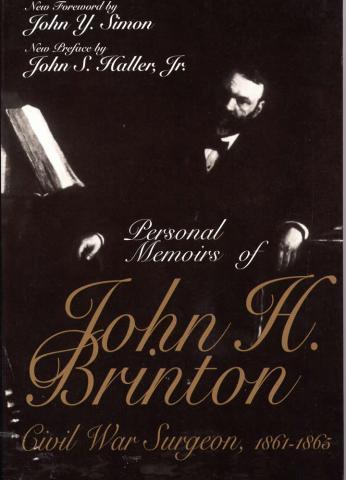 Personal Memoirs of John H. Brinton
